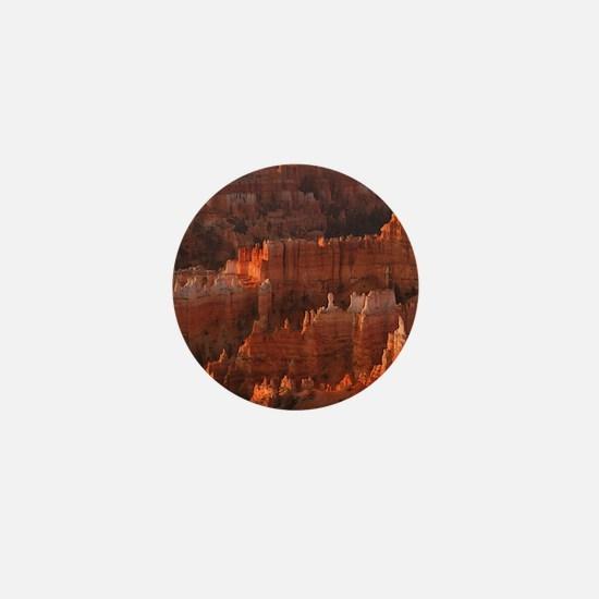 Bryce Canyon Mini Button