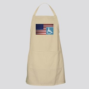 Disabled American Veteran Apron