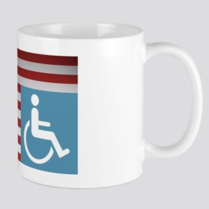 Disabled American Veteran Mugs