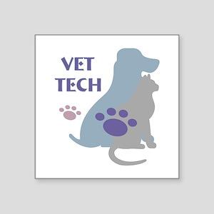 Vet Tech 1919 Sticker