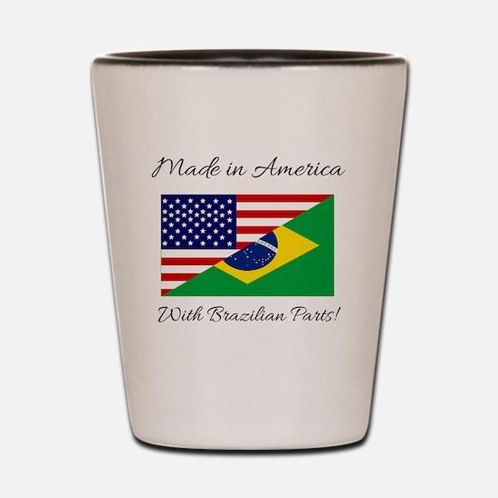Unique Made in america Shot Glass