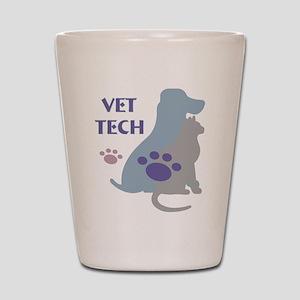 Vet Tech 1919 Shot Glass