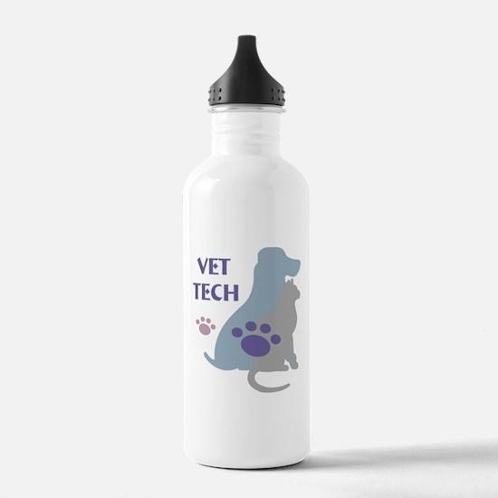 Vet Tech 1919 Water Bottle