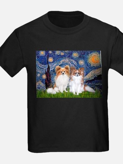 Starry Night & Papillon T