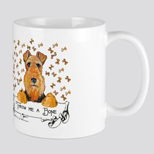 Welsh Terrier Bones Mug