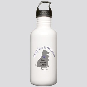 Saving Lives Is My Passion Water Bottle