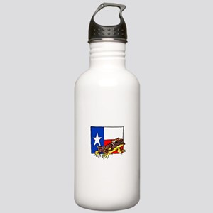 TEXAS HORNED TOAD Water Bottle