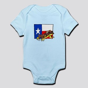 TEXAS HORNED TOAD Body Suit