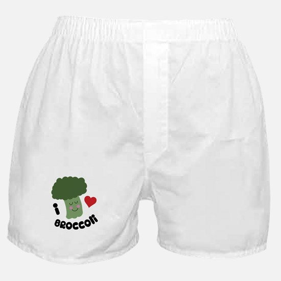 Love Broccoli Boxer Shorts