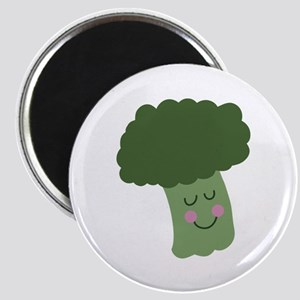 Happy Broccoli Magnets