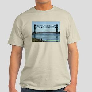 Railroad Bridge Light T-Shirt