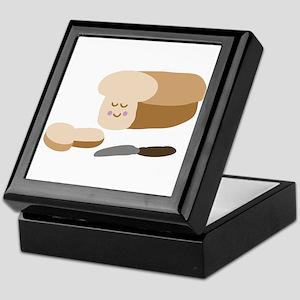 Happy Bread Keepsake Box