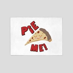 Pie Me 5'x7'Area Rug