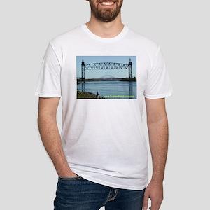 Railroad Bridge Fitted T-Shirt