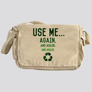 Use me Messenger Bag