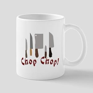 Chop Chop Mugs
