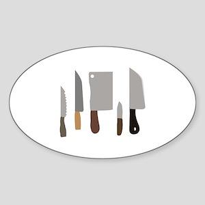 Chef Knives Sticker