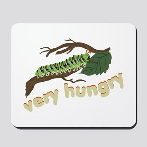 Very Hungry Mousepad