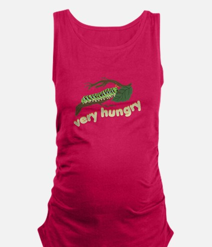 Very Hungry Maternity Tank Top