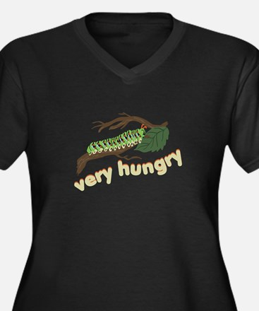 Very Hungry Plus Size T-Shirt