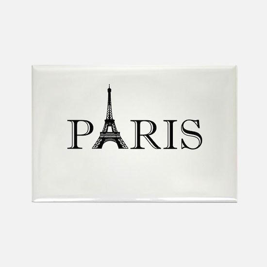 Paris Eiffel Tower Magnets
