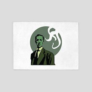 Lovecraft 5'x7'Area Rug