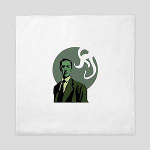 Lovecraft Queen Duvet