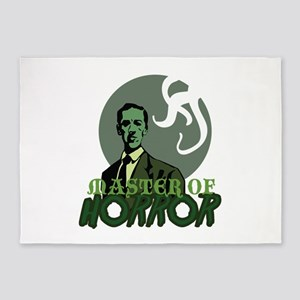 Master Of Horror 5'x7'Area Rug