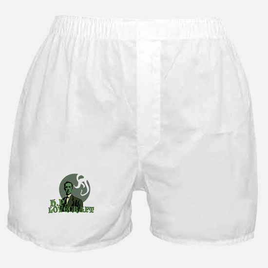 H.P. Lovecraft Boxer Shorts
