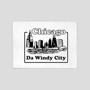 Windy City 5'x7'Area Rug