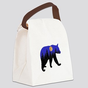 NIGHT Canvas Lunch Bag