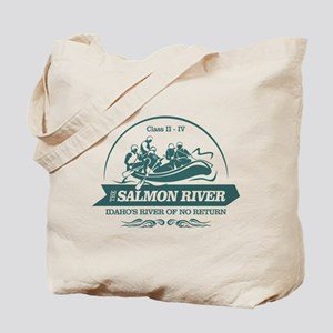 Salmon River Tote Bag