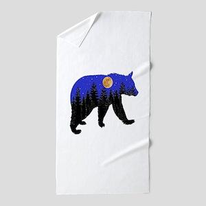 NIGHT Beach Towel