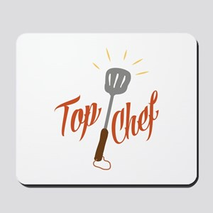 Top Chef Mousepad