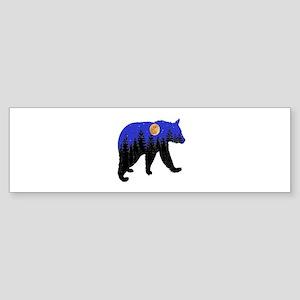 NIGHT Bumper Sticker