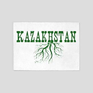 Kazakhstan Roots 5'x7'Area Rug
