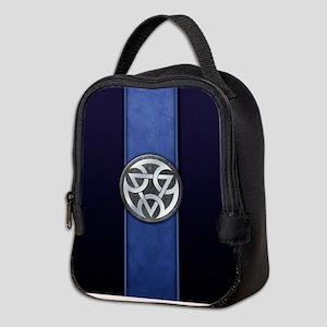 MKX Faction Lin Kuei Neoprene Lunch Bag