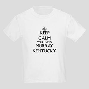 Keep calm you live in Murray Kentucky T-Shirt