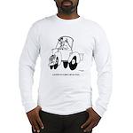 Horse Cartoon 7714 Long Sleeve T-Shirt