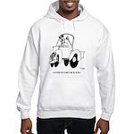 Horse Cartoon 7714 Hooded Sweatshirt