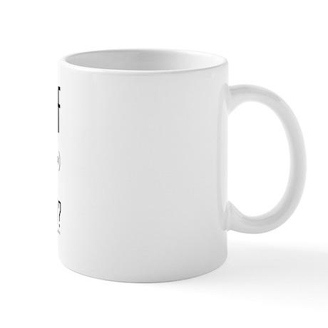 Equation Mug