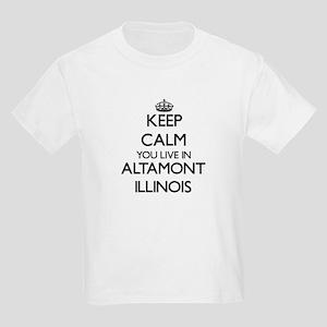 Keep calm you live in A Women's Cap Sleeve T-Shirt
