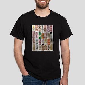 Capicua Dark T-Shirt