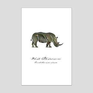 Nature Et Al. Three Poster Print (Mini)