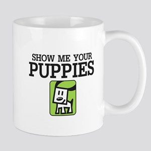 Show me your Puppies Mugs