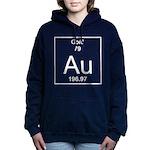 79. Gold Women's Hooded Sweatshirt