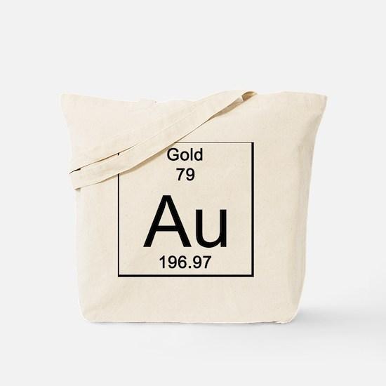 79. Gold Tote Bag
