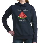 Watermelon Junkie Women's Hooded Sweatshirt