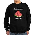 Watermelon Junkie Sweatshirt (dark)