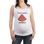 Watermelon Junkie Maternity Tank Top